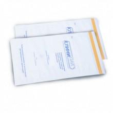 Пакеты бумажные для воздушной, паровой стерилизации (115мм X 245мм)