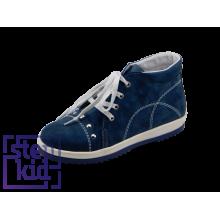 Ботинки синий/11205