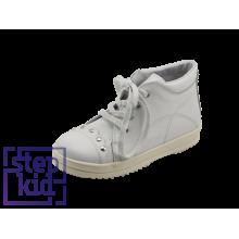 Ботинки белый/11216