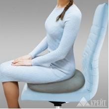 Подушка ортопедическая на сиденье П-240