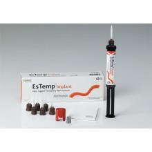 ЕсТемп Имплант / EsTemp Implant  цемент для временной фиксации коронок на имплант (8г)