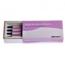 Цемент High-Q-Bond Light Cure Band Cement Kit - композитный, светоотверждаемый для фиксации ортодонтических колец
