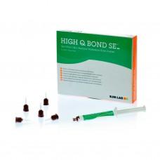 Цемент самопротравливающий, адгезивный, двойного отверждения High-Q-Bond SE Translucent Auto Mix (шприц 5 мл)