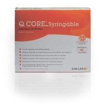 Композитный материал двойного отверждения для восстановления культи зуба Q-Core Syringable Automix