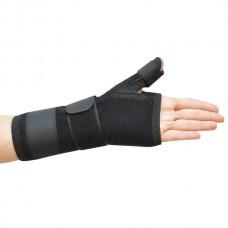 Бандаж для лучезапястного сустава с фиксацией первого пальца (F-206)