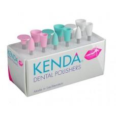 Головки полировочные  KENDA