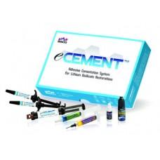 eCEMENT Адгезивная цементирующая система для реставраций из дисиликата лития