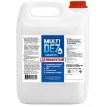 Мультидез (концентрат) 25л дезинфицирующее средство 5 шт по 5л