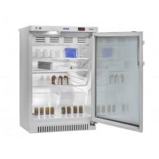 """Холодильник фармацевтический малогабаритный ХФ-140 """"ПОЗИС"""" с металлической дверью (140 л)"""