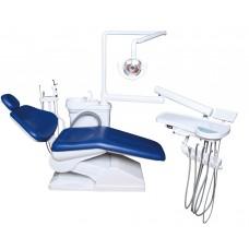 Установка стоматологическая QL2028 (Pragmatic) с нижней подачей со скайлером с мягкой обивкой