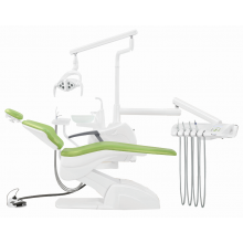 Установка стоматологическая QL2028 (Pragmatic) с нижней подачей с мягкой обивкой