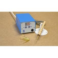 Электрошпатель с индикатором ЭШ «СОНИС» (T 40-300 ºС, 6 насадок)
