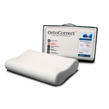 Подушка анатомическая  OrtoCorrect  Classic L (р-р 58х38х12/10)