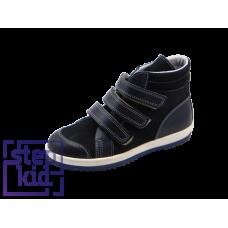 Ботинки т.синий/14210