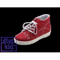 Ботинки т.розовый/11212