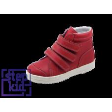 Ботинки т.розовый/14213