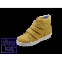 Ботинки желтый/14214