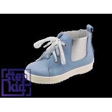 Ботинки св.голубой/12203