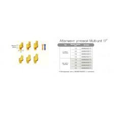 Абатмент угловой Multi-unit 17º AnyRidge