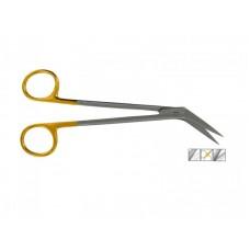 """Ножницы хирургические """"LOCKLIN"""": Прямая ручка 160мм (Артикул 8033), Изогнутая ручка 160мм (Артикул 8034)"""