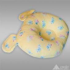 Подушка ортопедическая для детей до года П-220М