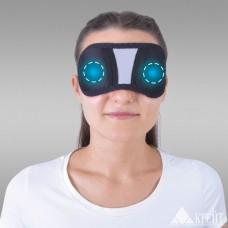 Бандаж на глаза с аппликаторами биомагнитными медицинскими А-100
