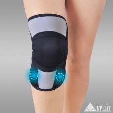 Бандаж для коленного сустава с аппликаторами биомагнитными медицинскими А-450