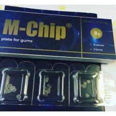 М-чип (M-Chip) наноматрица для лечения пародонта, периимплантитов, мукозитов