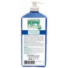 Мыло жидкое гигиеническое антибактериальное Мультидез 10 шт по 1 л с дозатором