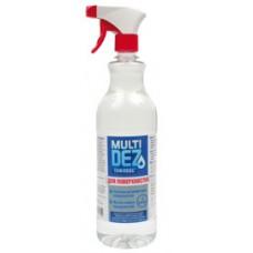 Мультидез-Тефлекс - для мытья и дезинфекции поверхности 10 шт по 1л