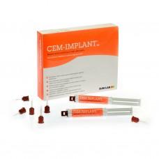 Цемент для фиксации коронок на имплантатах Cem - Implant Auto Mix