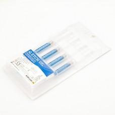 Гель для травления (37%) низкой вязкости Q-Etch UF, уп/4шпр х 1.2мл + 8 након.