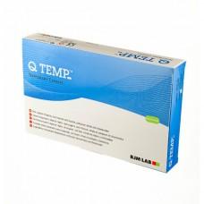 Композитный временный цемент Q-Temp Hand Mix (10мл базы + 10мл катал. + смесит. палета + 25 шпателей)