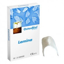 Lamina Soft Cortical Oval Fine 25x35 мм (конская, свиная)